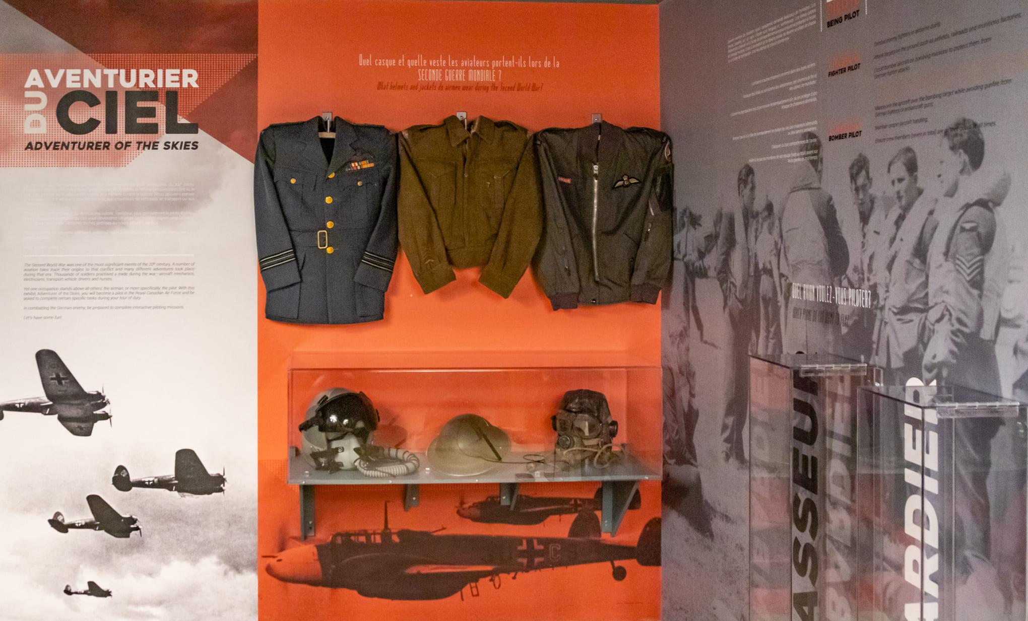 Aventurier du ciel - Musée de la défense aérienne